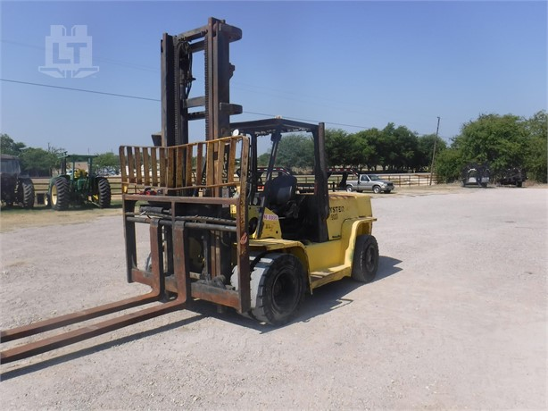 HYSTER Forklifts Auction Results - 3482 Listings