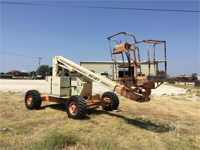 JLG Boom Lifts Lifts For Sale - 3242 Listings | MarketBook