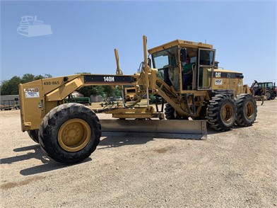 CATERPILLAR 140H For Sale - 153 Listings | MachineryTrader