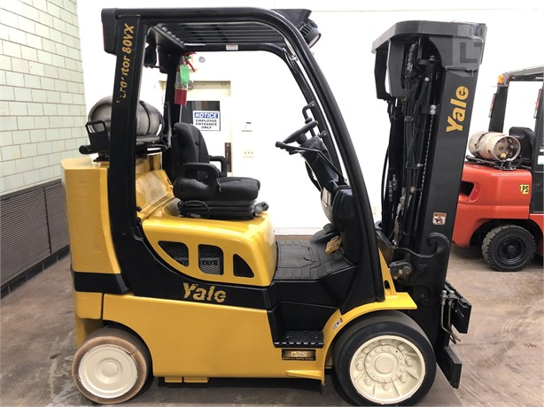 YALE glc080 Lifts For Sale - 37 Listings | LiftsToday com
