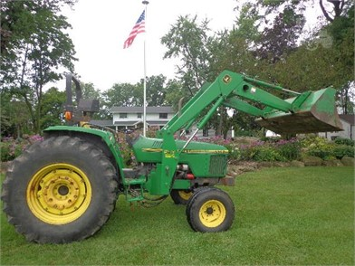 JOHN DEERE 5500 For Sale - 16 Listings | TractorHouse com