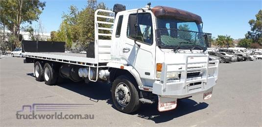 2003 Mitsubishi Fuso FIGHTER FN64 Blacklocks Truck Centre - Trucks for Sale