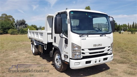 2019 Isuzu NPR Blacklocks Truck Centre - Trucks for Sale