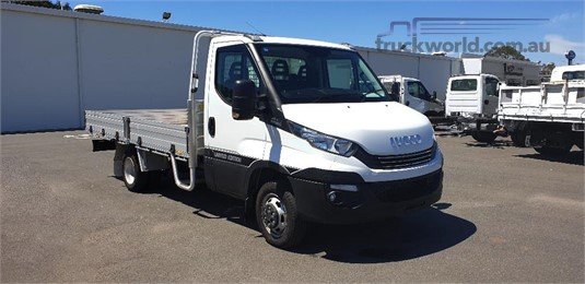 2019 Iveco Daily 45c17 Blacklocks Truck Centre - Trucks for Sale