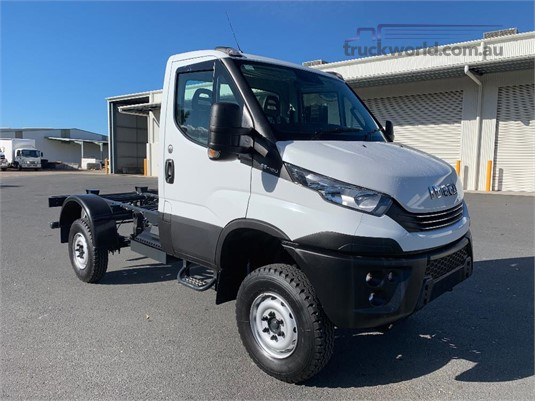 2019 Iveco DAILY 55-170 Blacklocks Truck Centre - Trucks for Sale