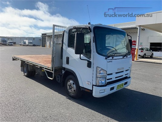 2012 Isuzu NPR Blacklocks Truck Centre - Trucks for Sale