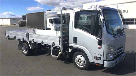 2019 Isuzu NLR Blacklocks Truck Centre - Trucks for Sale