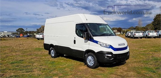 2018 Iveco Daily 35S17 Blacklocks Truck Centre - Trucks for Sale
