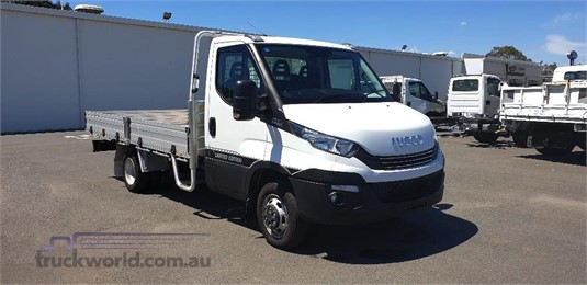 2018 Iveco Daily 45c17 Blacklocks Truck Centre - Trucks for Sale
