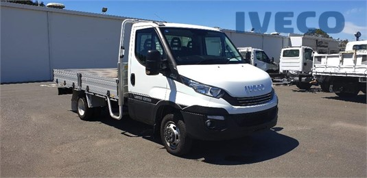 2018 Iveco Daily 45c17 Iveco Trucks Sales - Trucks for Sale