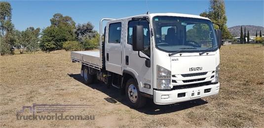 2018 Isuzu NLR Blacklocks Truck Centre - Trucks for Sale