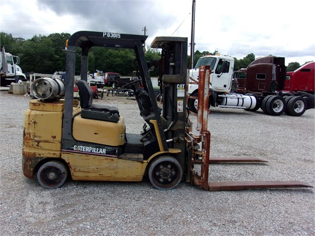CATERPILLAR Forklifts For Sale - 1650 Listings | LiftsToday