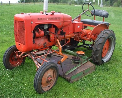 ALLIS-CHALMERS B For Sale - 12 Listings | TractorHouse com