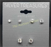 STERLING SILVER SPECTACULAR JEWELRY