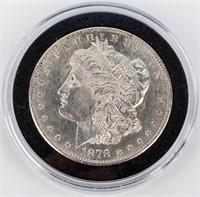 Coin 1878-S Morgan Silver Dollar BU DMPL