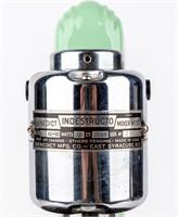 Vintage 1940's Benedict Mixer Model 53 Jadeite