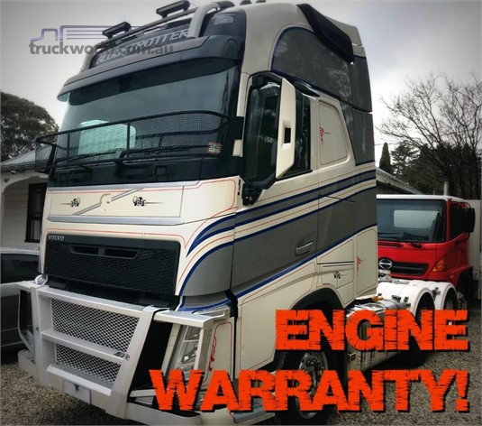 2014 Volvo FH540 Southern Star Truck Centre Pty Ltd - Trucks for Sale