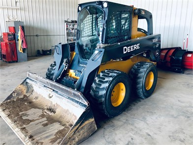 DEERE 332E For Sale - 56 Listings | MachineryTrader com