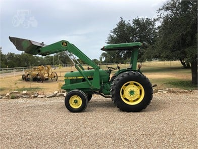 JOHN DEERE 2240 For Sale - 9 Listings | TractorHouse com