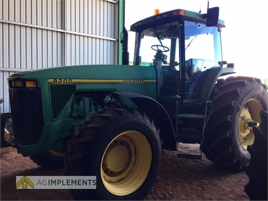 1994 John Deere 8200 Ag Implements - Farm Machinery for Sale