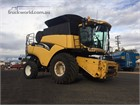 New Holland CR970 Combine Harvesters