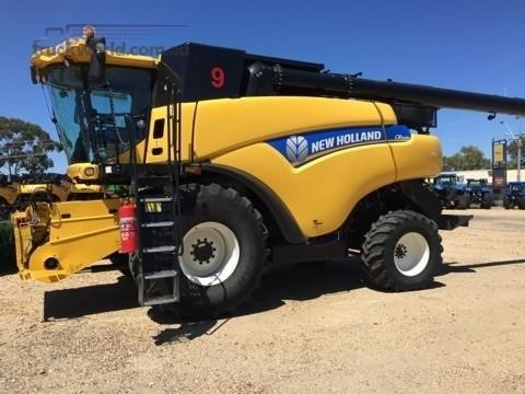 2012 New Holland CR9090 Black Truck Sales - Farm Machinery for Sale