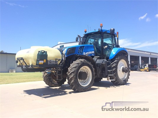 0 New Holland T8.360 Black Truck Sales - Farm Machinery for Sale