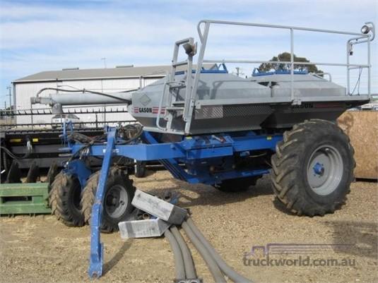 Gason 1830 Black Truck Sales - Farm Machinery for Sale