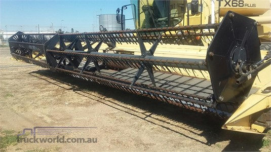 Honey Bee 36ft Draper Front Black Truck Sales - Farm Machinery for Sale