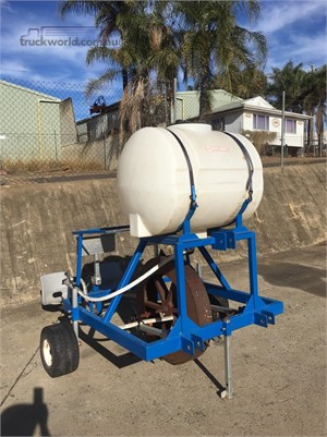 Custom Water Wheel Transplanter Black Truck Sales - Farm Machinery for Sale