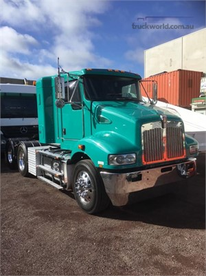 2011 Kenworth other - Trucks for Sale
