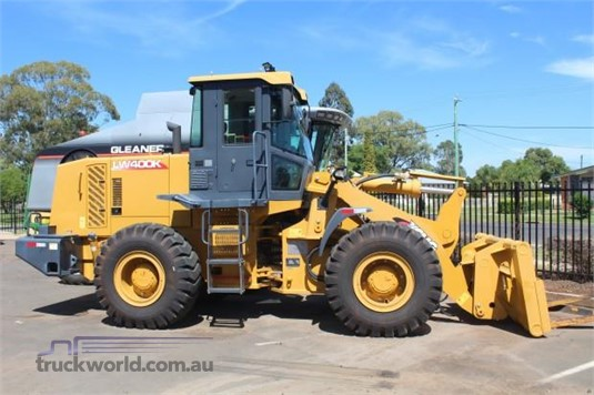 Xcmg LW400K Black Truck Sales - Heavy Machinery for Sale