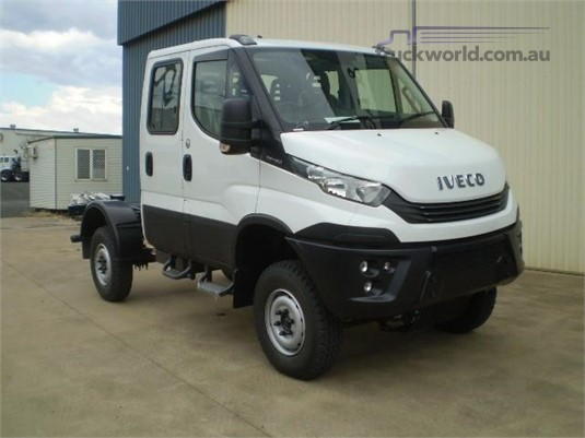 2018 Iveco Daily 4x4 truck for sale Iveco Sydney in New