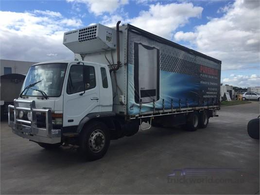 2000 Mitsubishi FM677 - Trucks for Sale