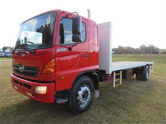 2007 Hino Ranger 10 GH - Trucks for Sale