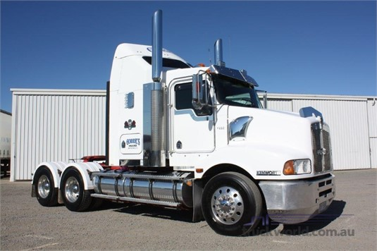 2009 Kenworth T402 - Trucks for Sale