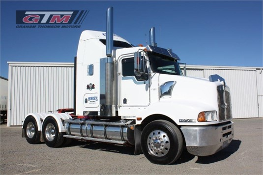 2009 Kenworth T402 Graham Thomson Motors - Trucks for Sale