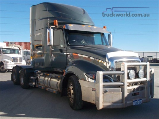 2013 Cat CT630 LS West Coast Trucks and Commercials - Trucks for Sale