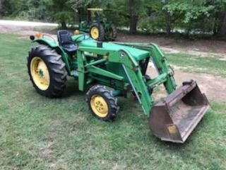 JOHN DEERE 1050 For Sale - 17 Listings | TractorHouse com