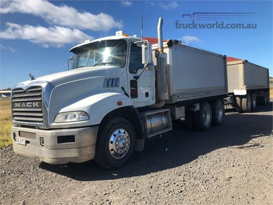 2010 Mack Granite Hills Truck Sales - Trucks for Sale