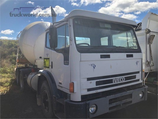 2003 Iveco Acco 2350K Hills Truck Sales - Trucks for Sale