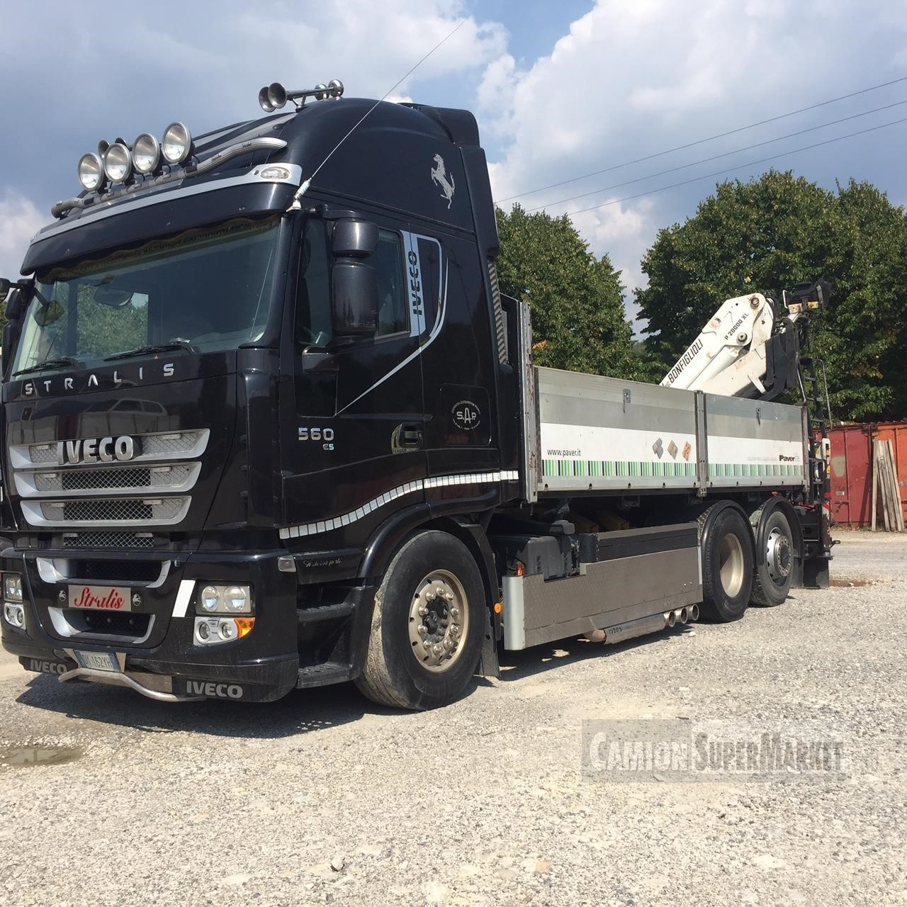 Iveco STRALIS 560 used 2010 Toscana