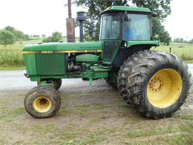 Gebruikt JOHN DEERE 4840 Te Koop - 36 Advertenties   Tractor