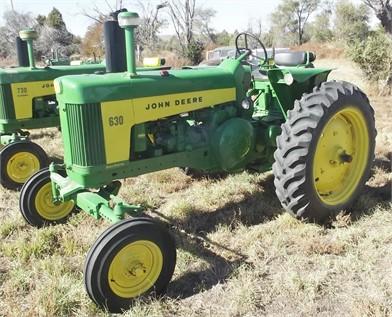 JOHN DEERE 630 For Sale - 10 Listings | TractorHouse com