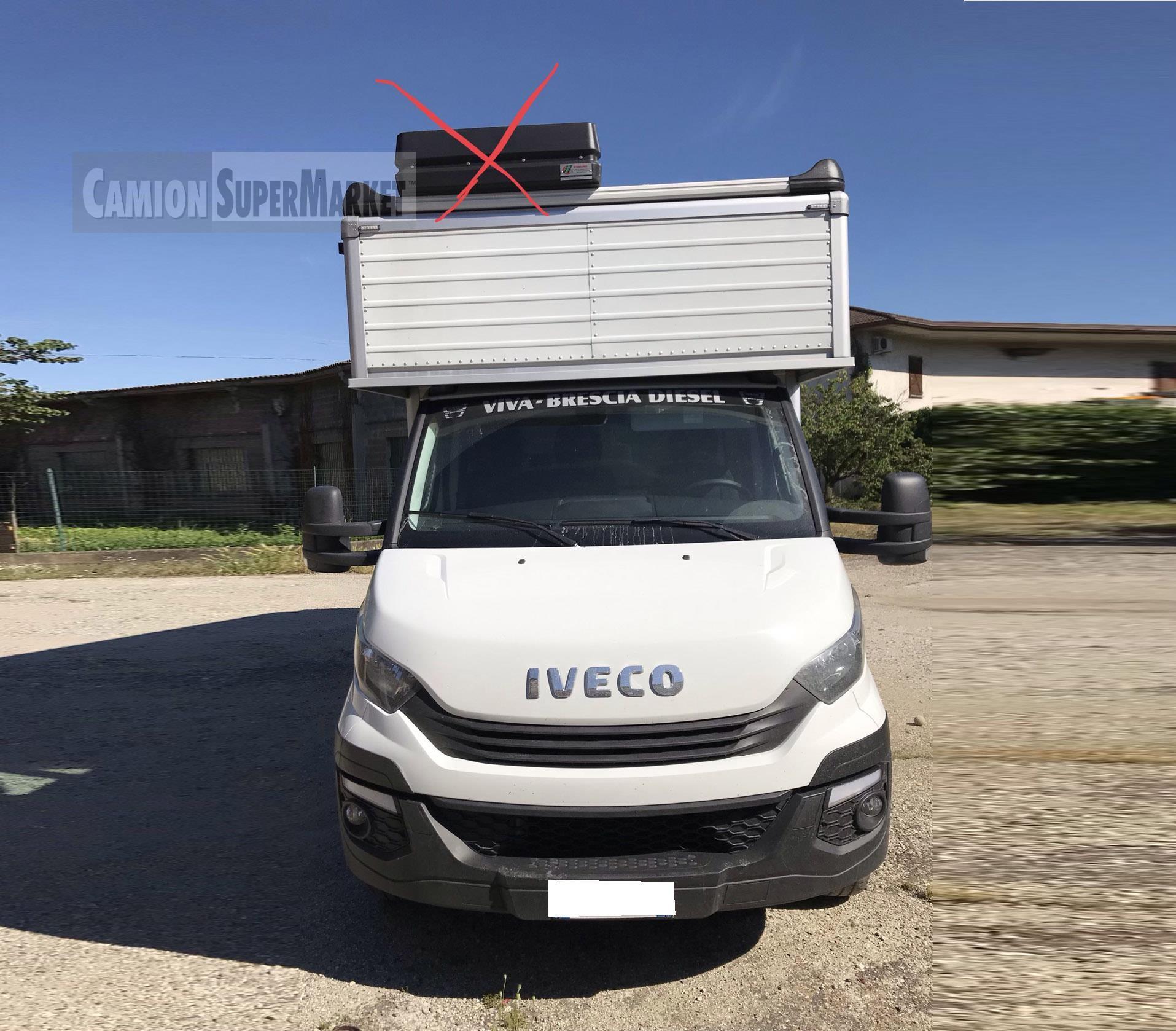 Iveco DAILY 72C18 Usato 2017
