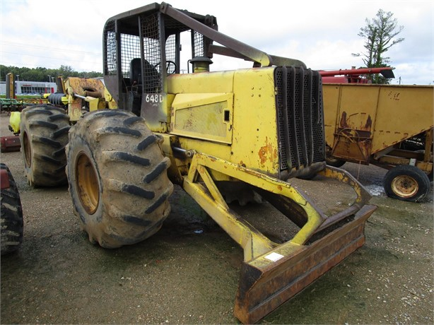 DEERE Forestry Equipment For Sale - 915 Listings