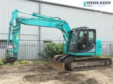 Used KOBELCO Excavators for sale in the United Kingdom - 46