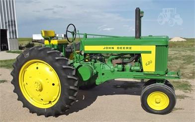 JOHN DEERE 620 For Sale - 62 Listings | TractorHouse com