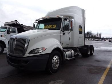 INTERNATIONAL PROSTAR Conventional Trucks W/ Sleeper For