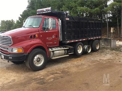 STERLING Dump Trucks For Sale - 269 Listings | MarketBook ca